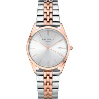 Rosefield The Ace Silver Sunray/Silver/Rose Gold