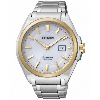 Citizen Eco-Drive BM6935-53A Super Titanium
