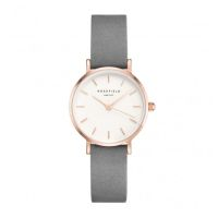 Rosefield The Small Edit Elefant Grey - Rose Gold