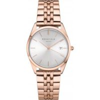 Rosefield The Ace Silver Sunray/Rose Gold
