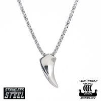"Northern Viking Jewelry®-Riipus ""Fenrir Wolf"