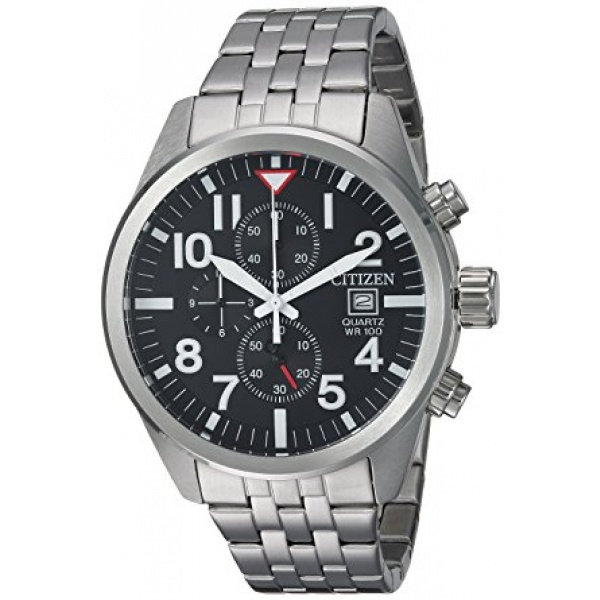 Citizen Krono AN3620-51E Quartz